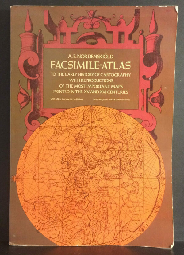 A. E. Nordenskiöld Facsimile-atlas