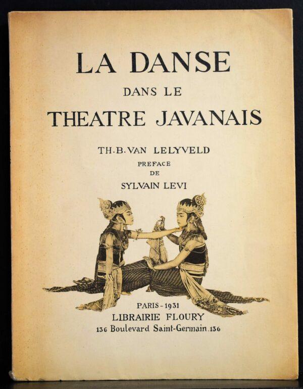 La Danse dans le Théâtre Javanais