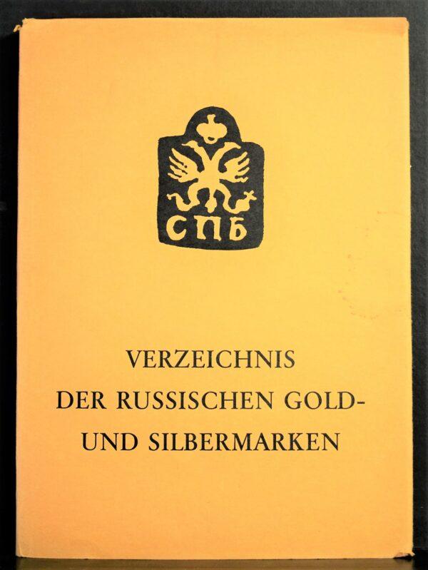 Verzeichnis der russischen Gold- und Silbermarken