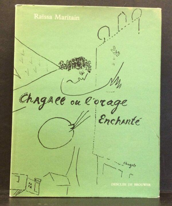 Chagall ou l'orage Enchanté