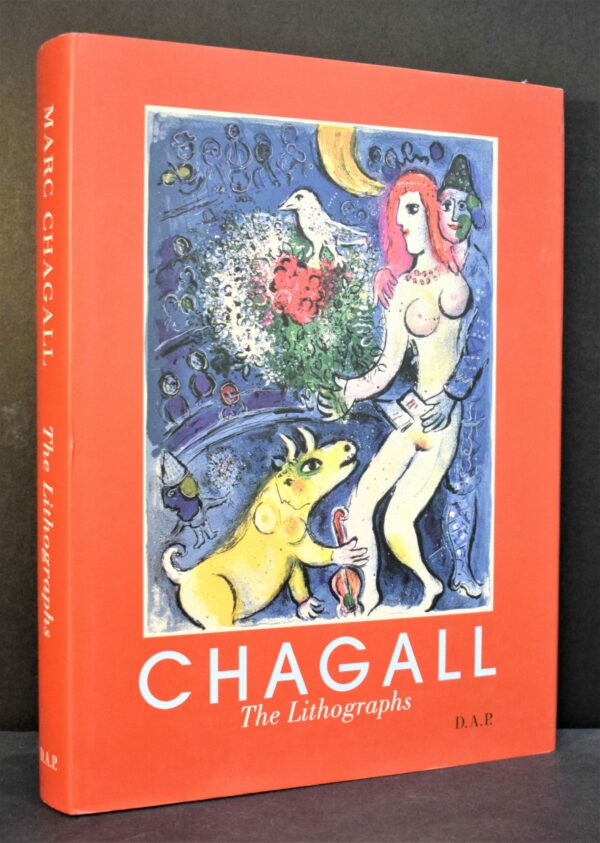 Marc Chagall The Lithographs