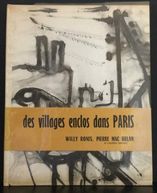Belleville-Ménilmontant - Willy Ronis - Pierre Mac Orlan