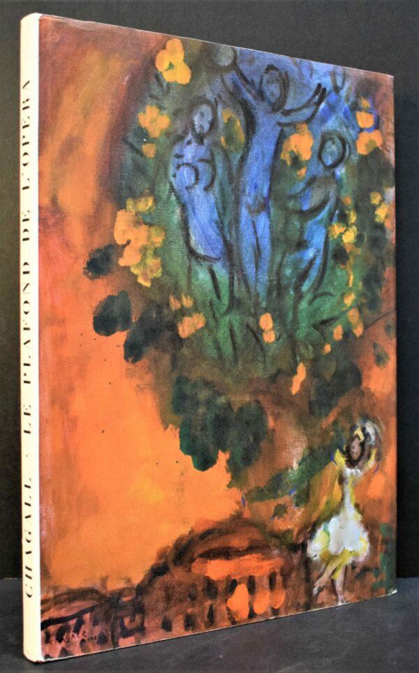 Le Plafond de L'Opera de Paris par Marc Chagall
