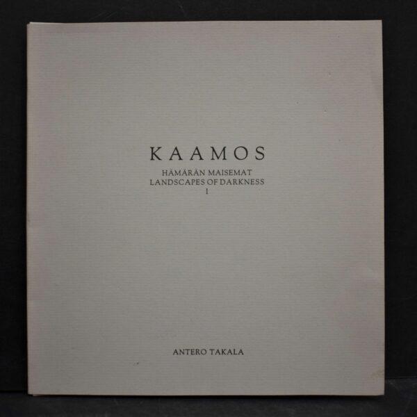 Antero Takala Kaamos. Hämärän Maisemat – Landscapes of Darkness