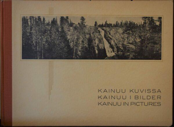 Erkki Mirkkola Kainuu kuvissa 1947