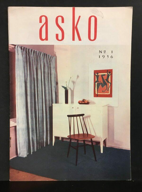 Asko N:o 1, 1956