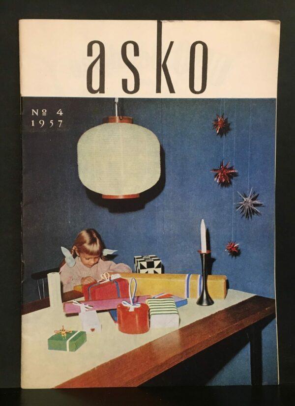 Asko N:o 4, 1957