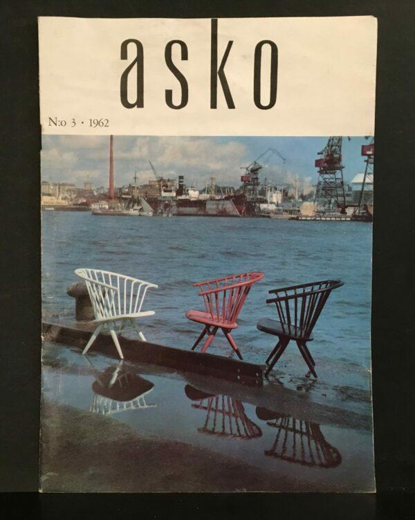 Asko N:o 3, 1962