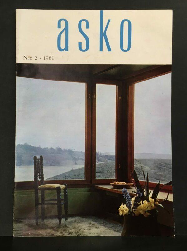 Asko N:o 2, 1961