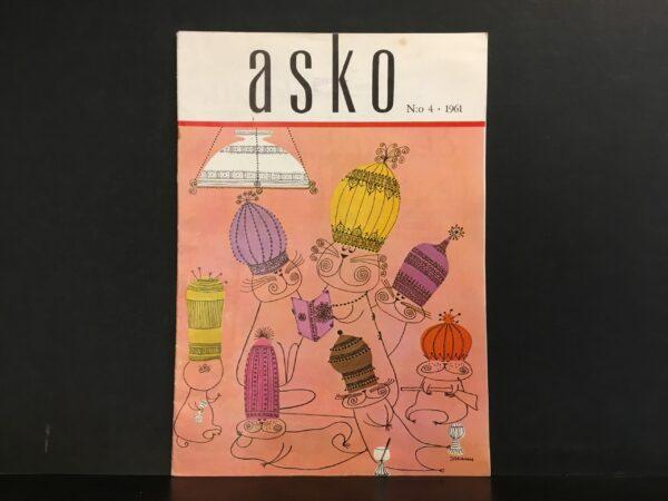 Asko N:o 4, 1961