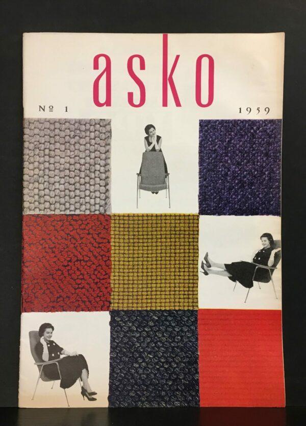 Asko N:o 1, 1959