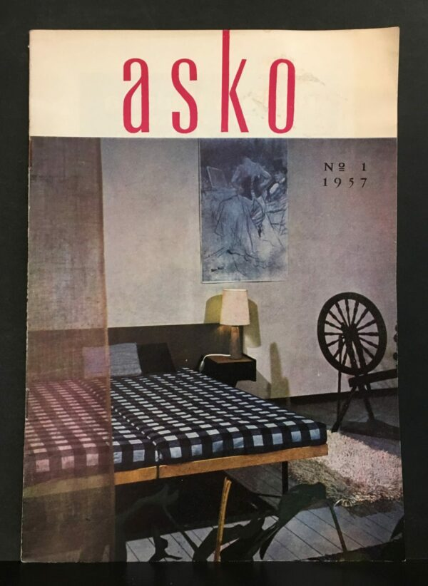 Asko N:o 1, 1957