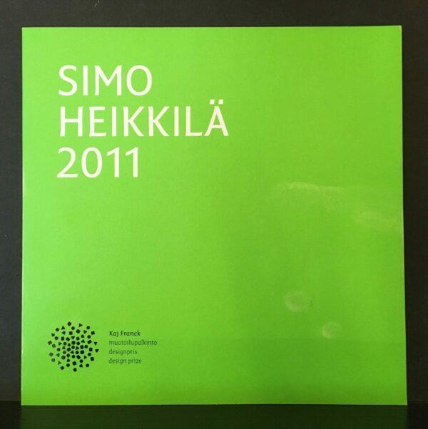 Simo Heikkilä 2011