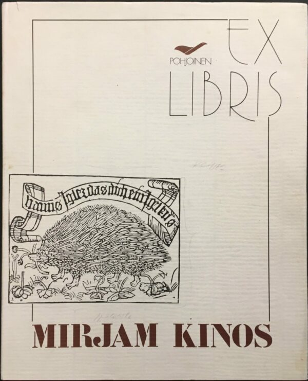 """Kinos, Mirjam """"Exlibris"""""""