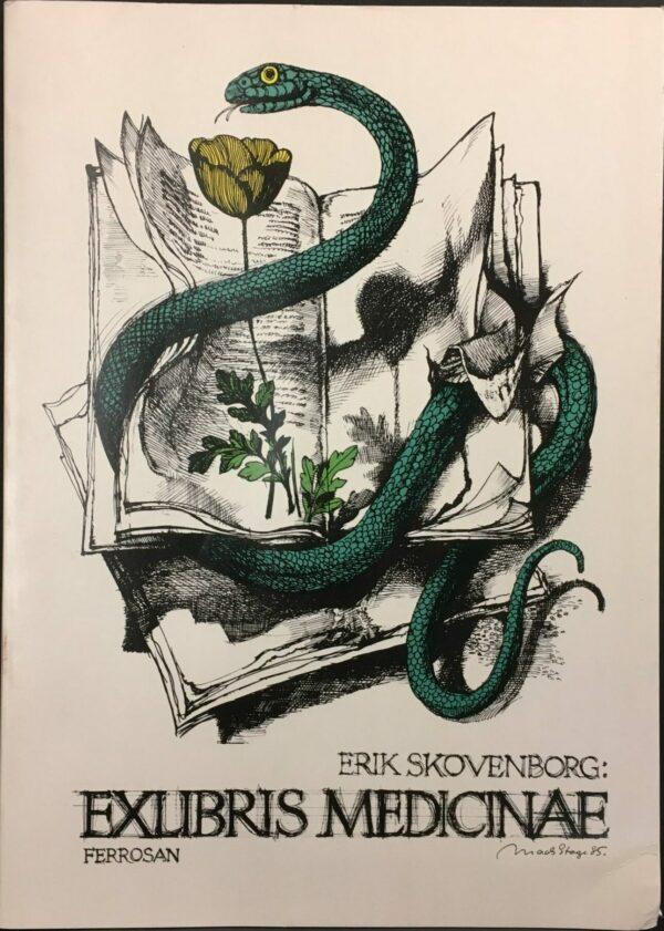 """Skovenborg, Erik: """"Exlibris medicinae"""""""