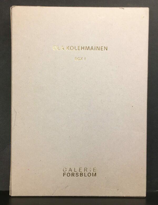 Ola Kolehmainen – Sense of volume