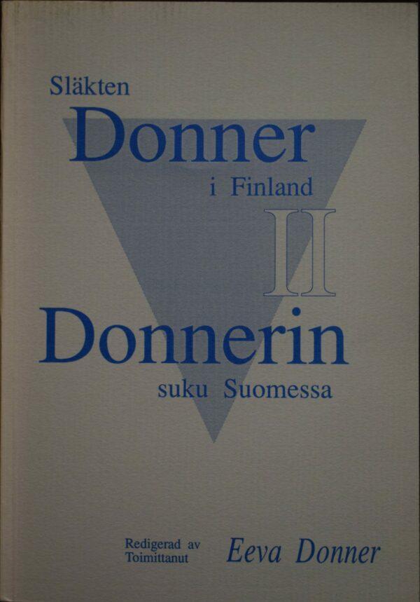 Donner i Finland