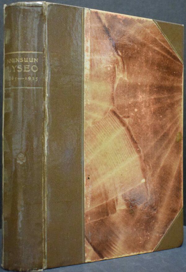 Joensuun lyseo 1865-1925
