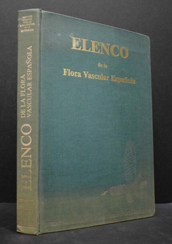Elenco de la Flora Vascular Espanola