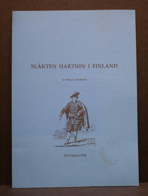 Släkten Harthin i Finland
