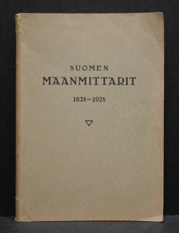 Suomen maanmittarit 1628-1928