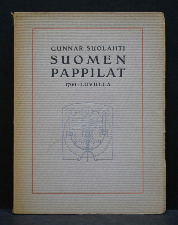 Suomen pappilat 1700-luvulla