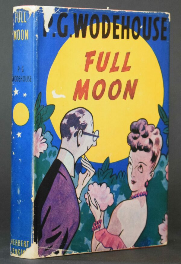 P. G. Wodehouse Full Moon - First Edition