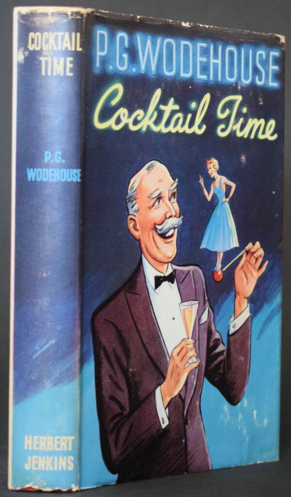 P. G. Wodehouse Cocktail Time - First Edition