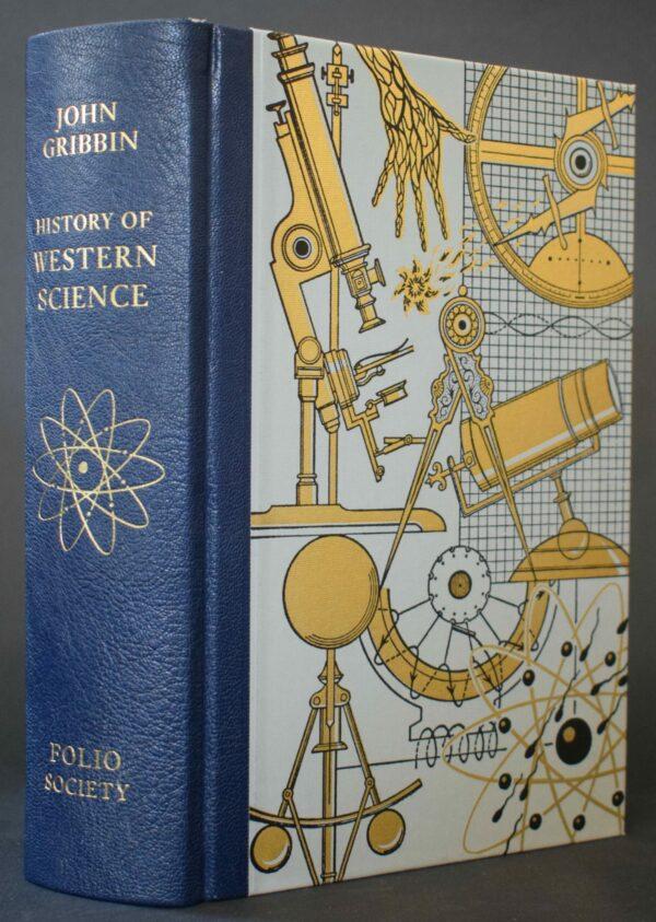 John Gribbin History Of Western Science, 1543-2001