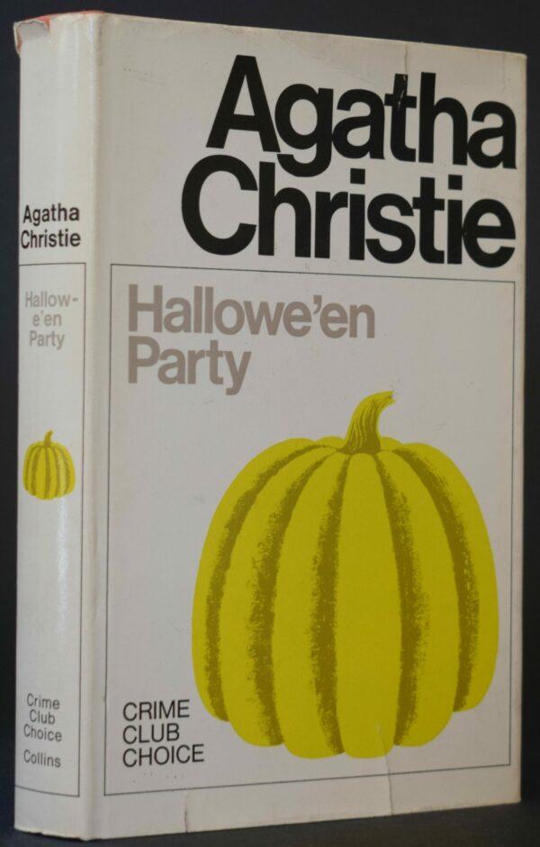 Agatha Christie Hallowe'en Party - First Edition