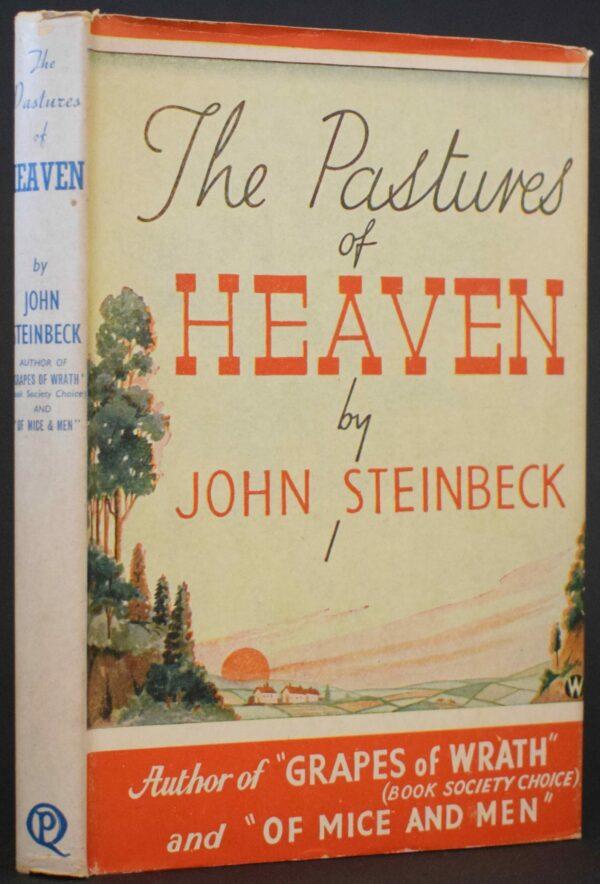 John Steinbeck The Pastures of Heaven