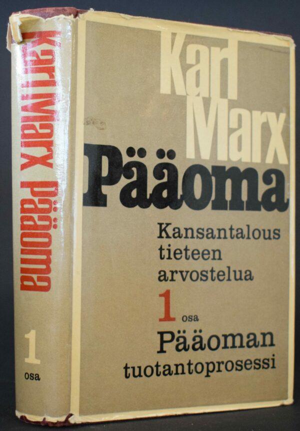 Karl Marx Pääoma