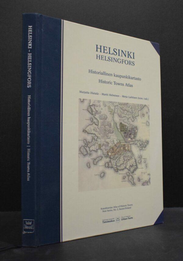 Helsinki-Helsingfors, Historiallinen kaupunkikartasto