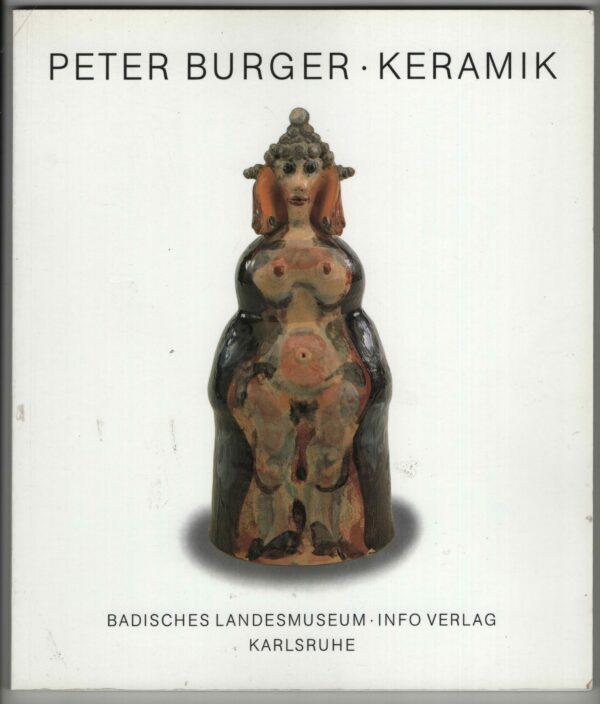 Peter Burger - Keramik