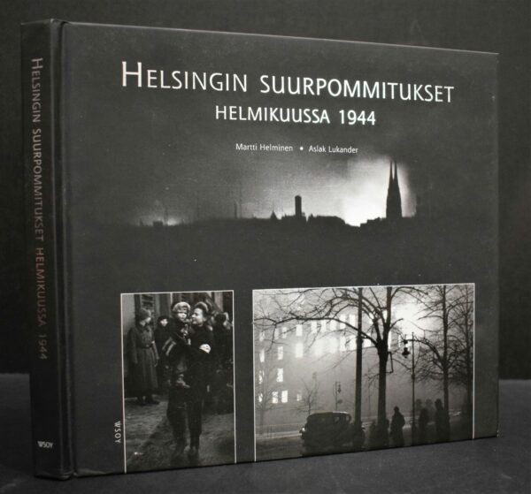 Helsingin suurpommitukset helmikuussa 1944