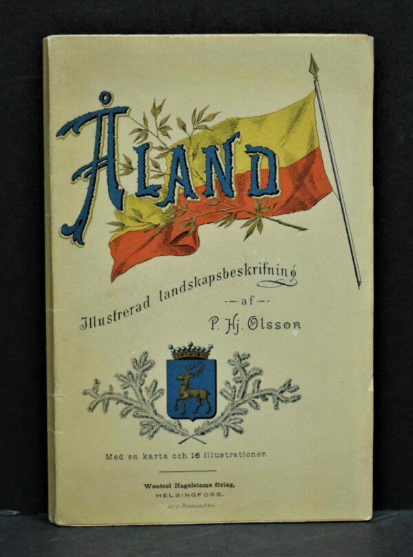 Åland - Illustrerad landskapasbeskrifning