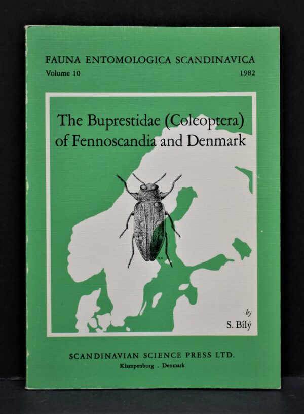 The Buprestidae (Coleoptera) of Fennoscandia and Denmark