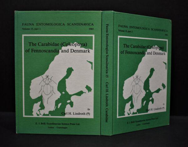The Carabidae (Coleoptera) of Fennoscandia and Denmark
