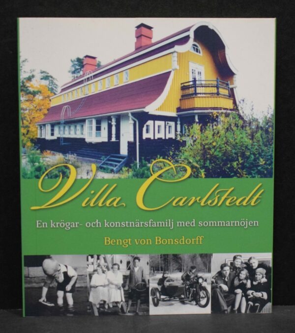 Villa Carlstedt