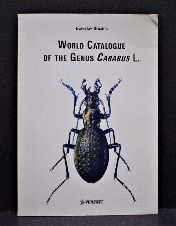 World Catalogue of the Genus Carabus L.
