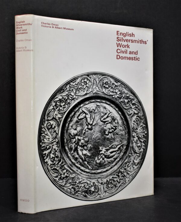 English Silversmiths Work