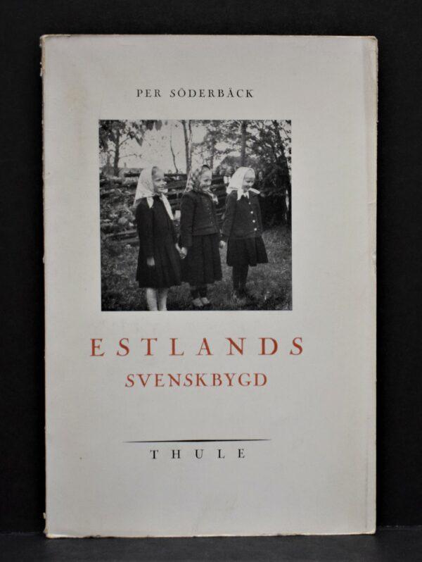 Estlands svenskbygd