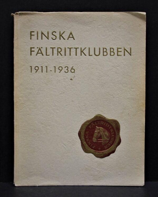 Finska fältrittklubben 1911-1936