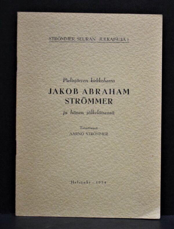 Jakob Abraham Strömmer
