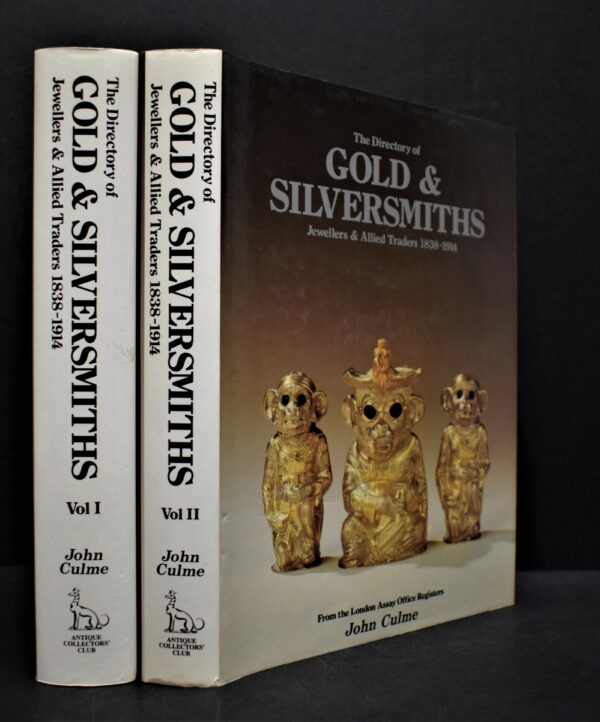 The Directory of Gold & Silversmiths