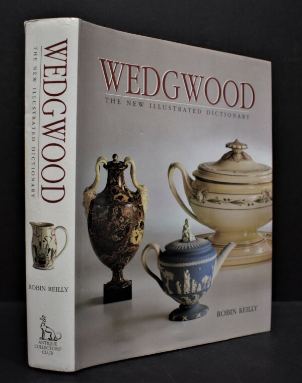 Wedgwood - The New Illustrated Dictionary