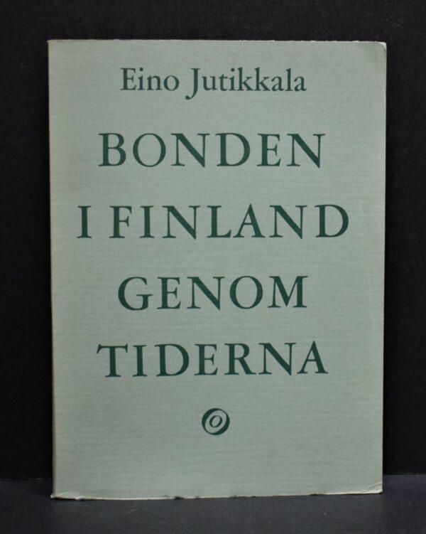 Bonden i Finland genom tiderna
