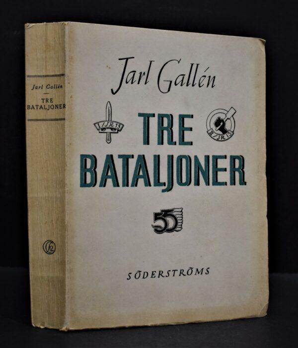 Tre bataljoner